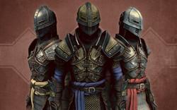 Spell Knight Armor - 400 credits