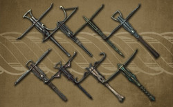 Expanded Crossbow Pack
