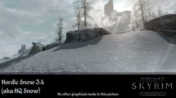 Nordic Snow (aka HQ Snow Texture)