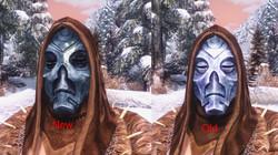 Dragon Priest Mask Retexture