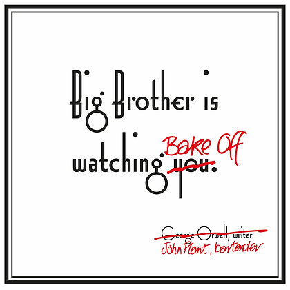 famous george orwell quote big brother