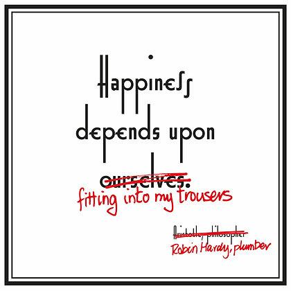 happiness quote aristotle