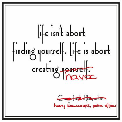 george bernhard shaw quote life