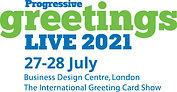 PGLive 2021 Trade Show for greeting card industry at The Business Design Centre, London