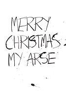 Rude Christmas cards
