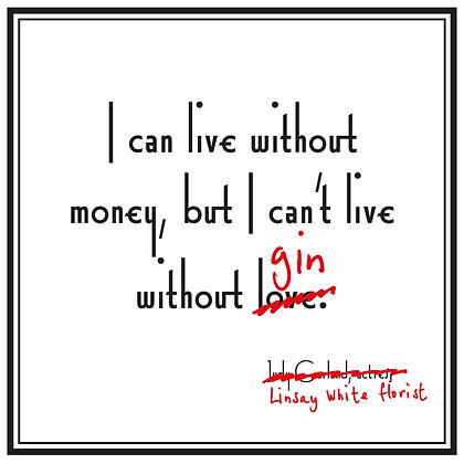 judy garland quote can't live without love