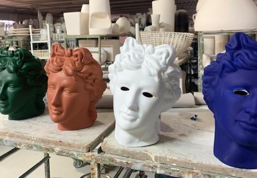 vase sculpture