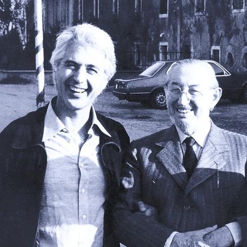 Cleto Munari e Carlo Scarpa