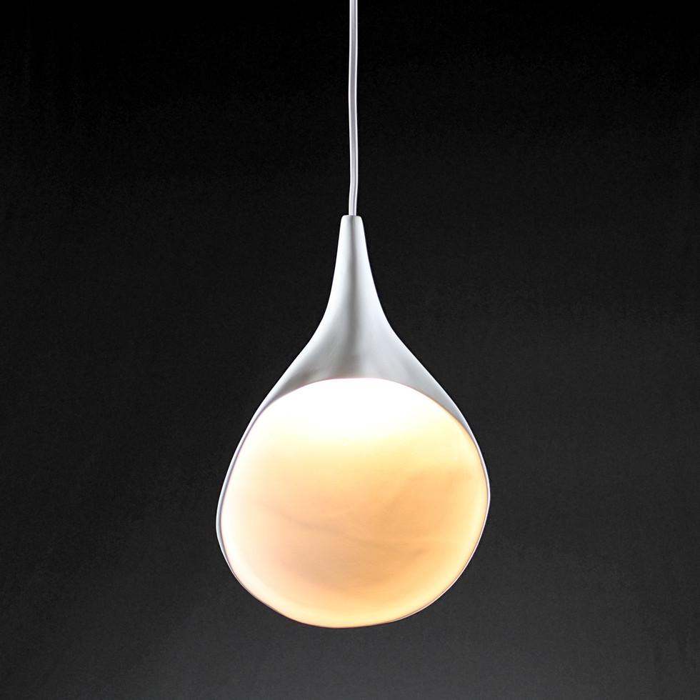 ceramic pendant lamp STILLABUNT