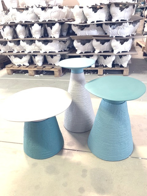 CONC coffe table