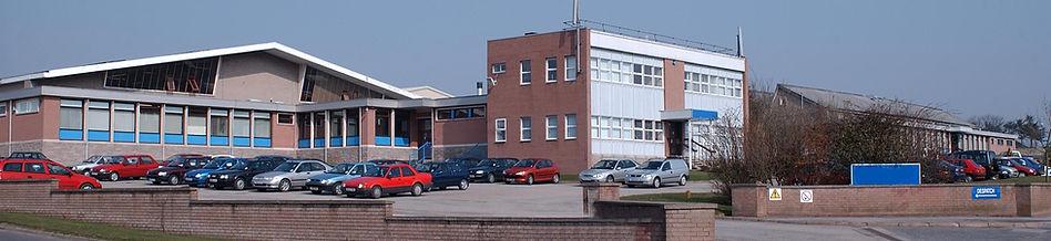The Factory of Zhuorim TTR UK in Turriff Scotland