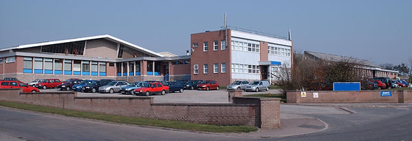 The Factory of Zhuorim TTR UK in Turriff, Scotland