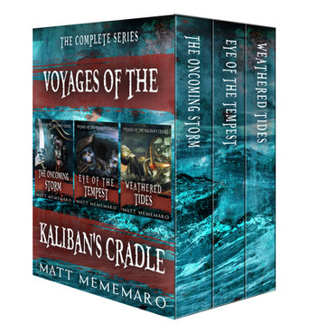 Voyages Of The Kaliban's Cradle