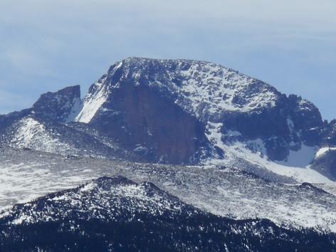 Hike Longs Peak