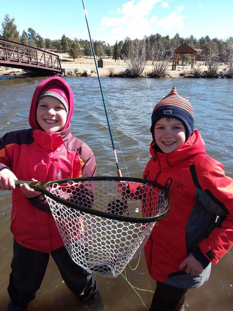 Fly Fishing Estes Park