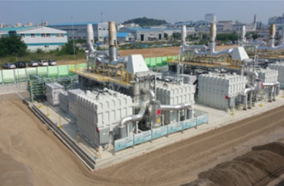 Godeok Fuel Cell Park (19.6 MW)