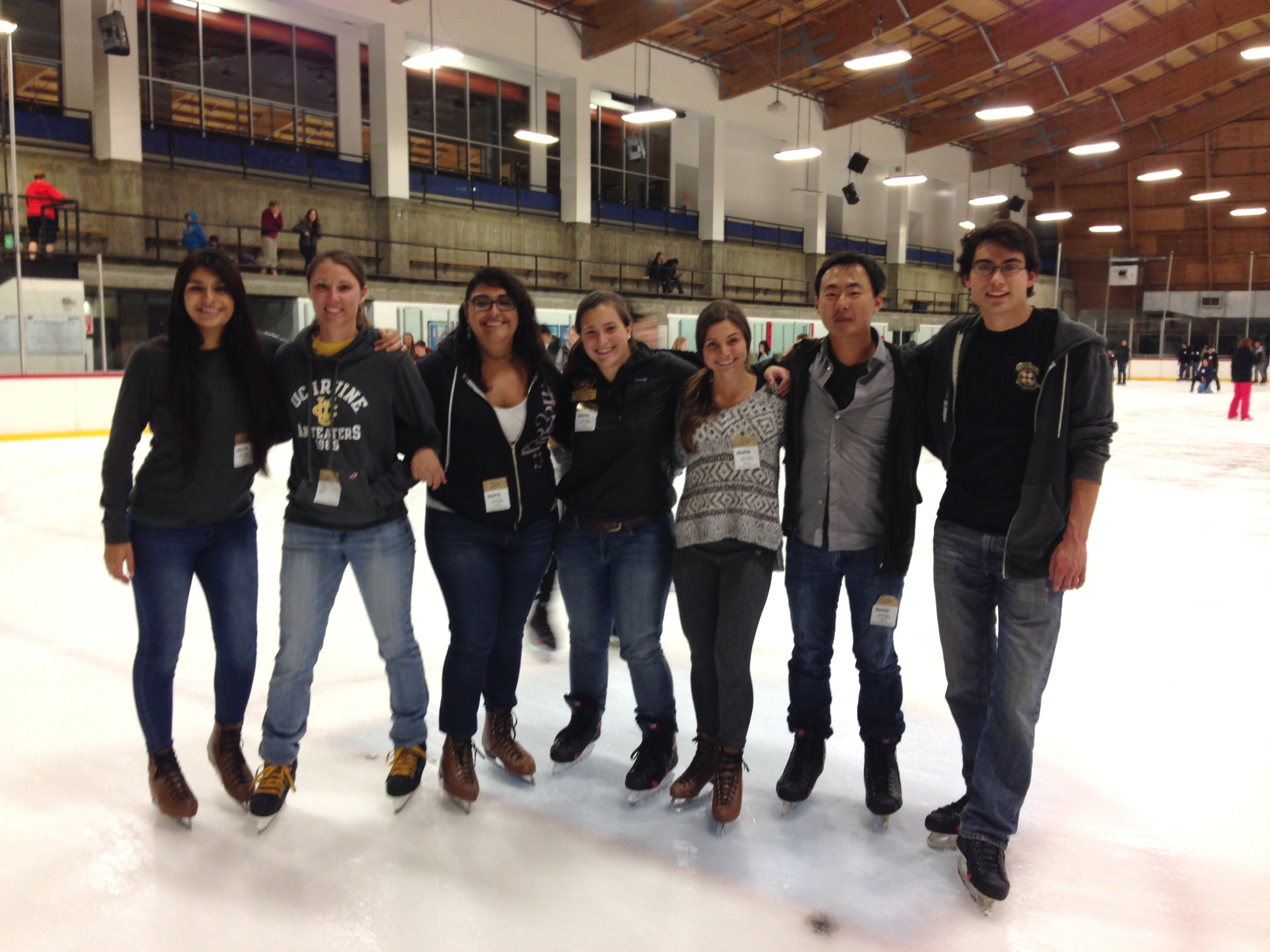 APEP Researchers Skaters