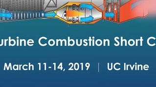 GTCSC 2019 - GAS TURBINE COMBUSTION SHORT COURSE