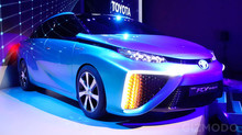 Announcing the FCV Toyota Mirai