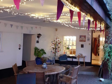 We Are Open Again From the 2nd December!
