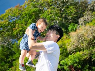 ensaio fotográfico de família em florianópolis