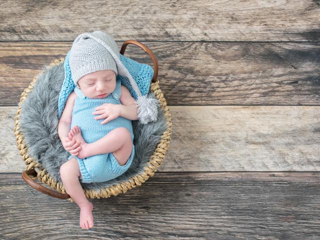 sessão de fotos de bebê recém-nascido