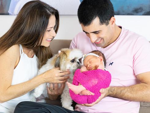 ensaio newborn preço