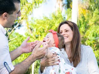 book fotográfico pais com filhos