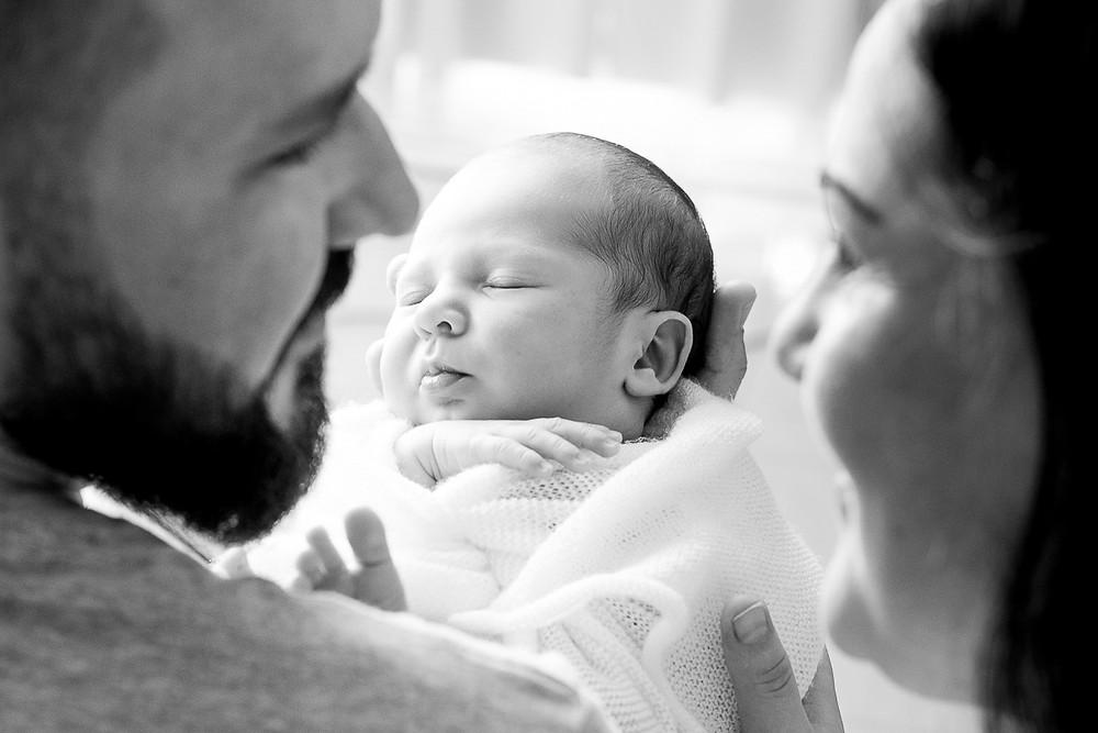 Ensaio Lifestyle (A chegada do Bebê)