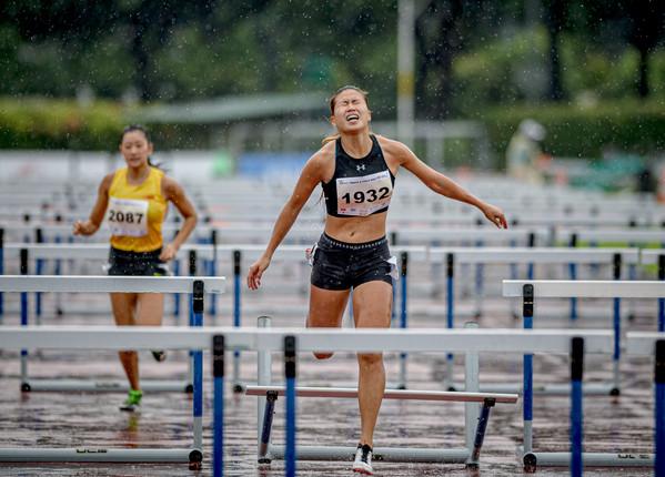 Singapore Athletics 110m Hurdles