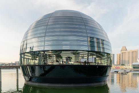 Apple Sphere