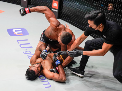 Singaporemaven is one of the official photographers for One Championship.