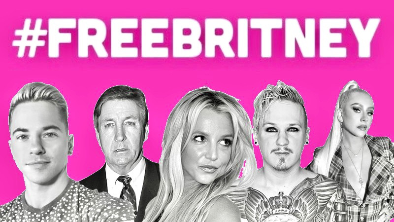 #FreeBritney Steven Binko Breatheheavy.com