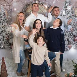 Holiday Photos  Winter wonderland Modesto CA