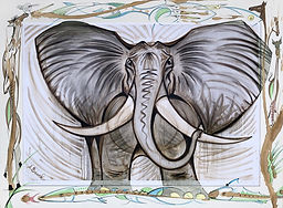 thumbnail_The African Elephant Embellish