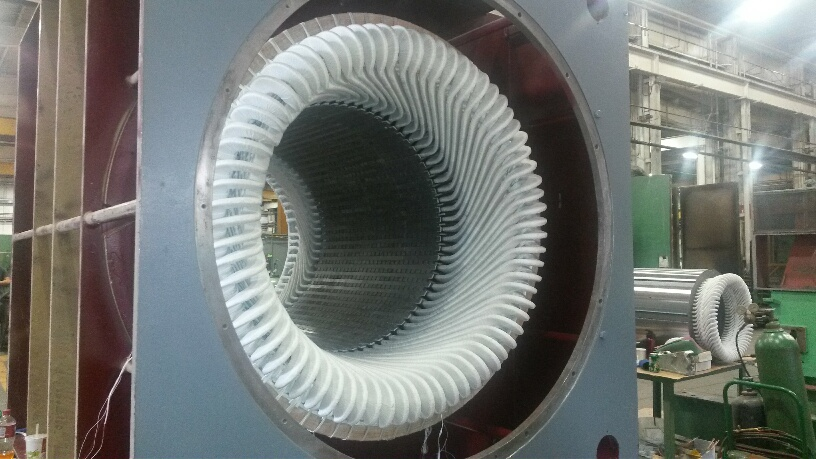 11000 HP a ac induction