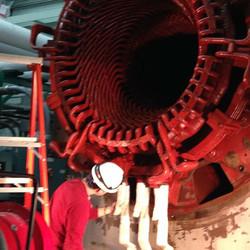 28000 HP 31 tons
