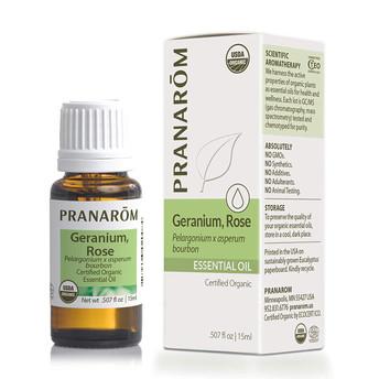 Geranium Rose Oil
