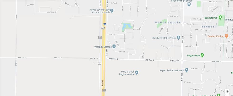 Google Maps - Maple Valley, Fargo, ND.pn