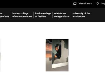 UAL's Online Showcase 2020