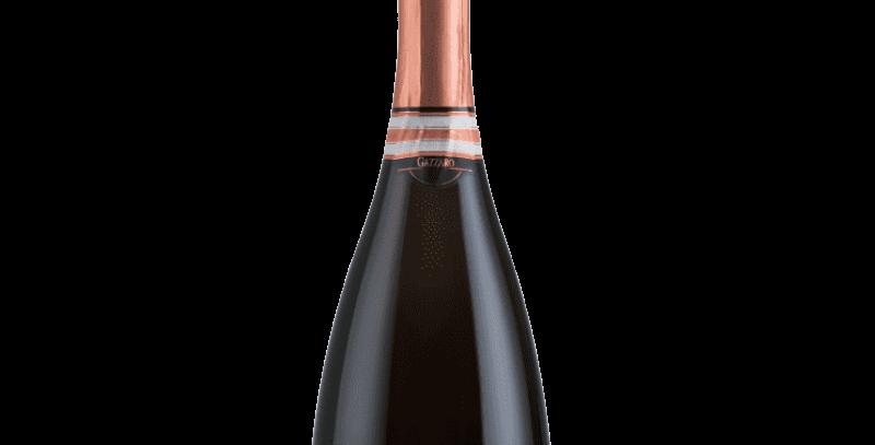 Gazzaro Espumante Rosé Brut Método Tradicional