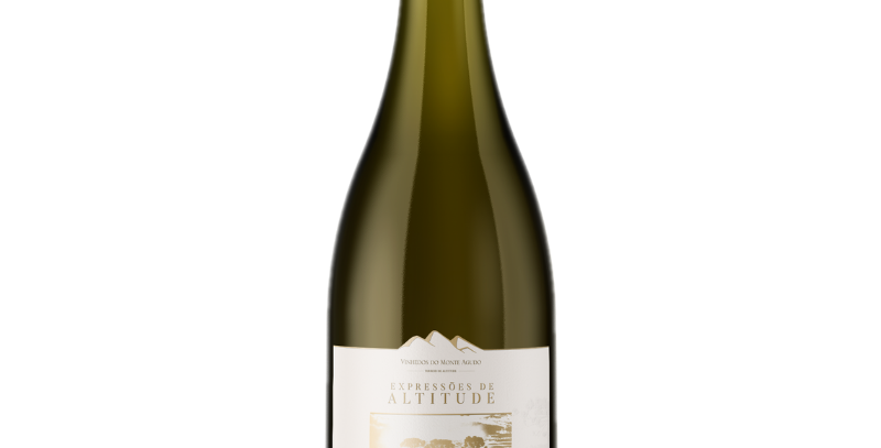 Monte Agudo Expressões de Altitude Chardonnay 2018