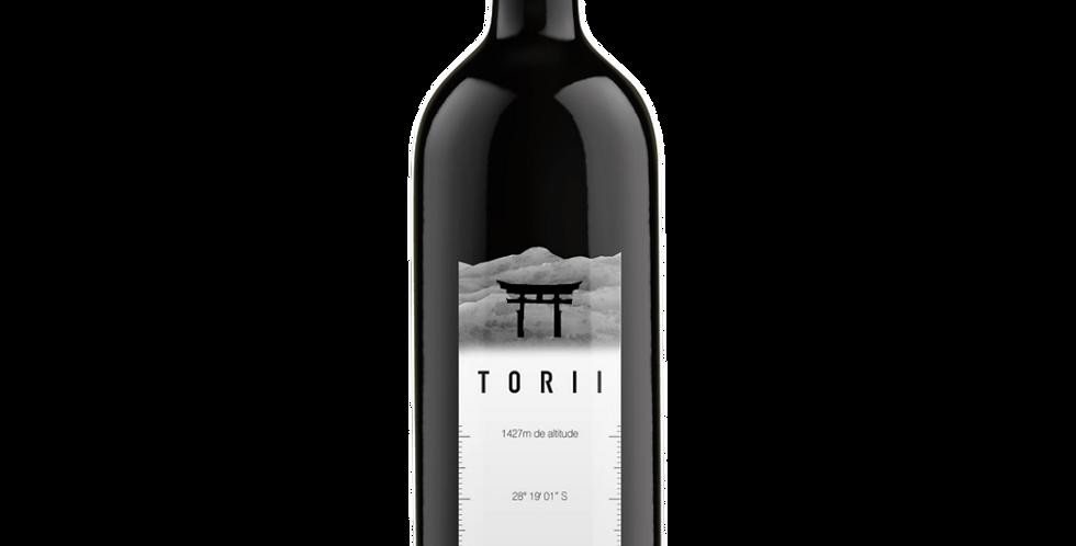 Hiragami Torii Cabernet Sauvignon 2015