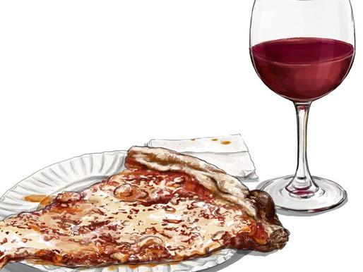 Pizza & Vinho: 5 dicas para uma harmonização perfeita