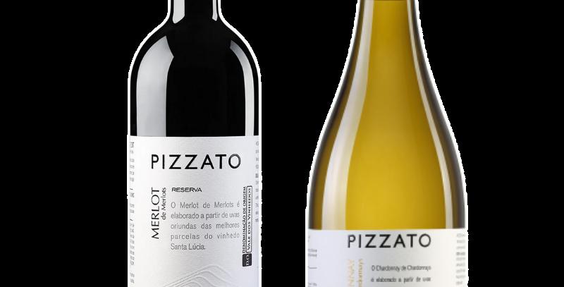 Pizzato Merlot & Chardonnay