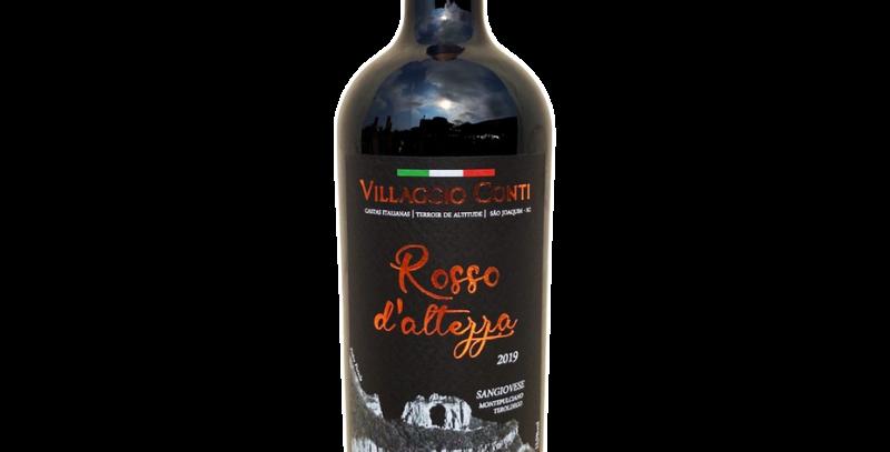 Villaggio Conti Rosso D'Altezza 2019