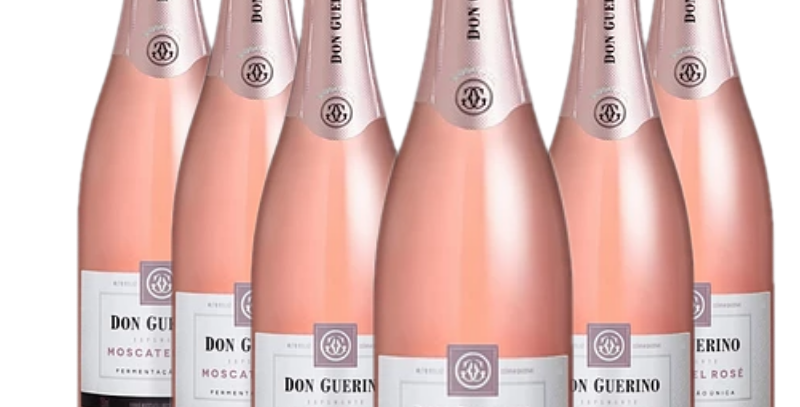 Combo Don Guerino Moscatel Rosé