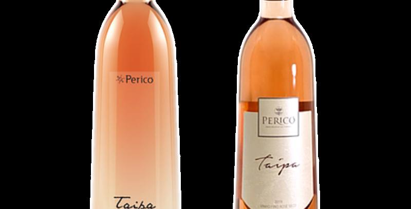 Degustação Vertical - Pericó Taipa Rosé 2018-2019