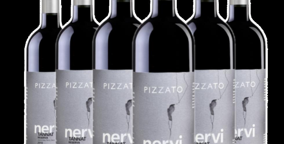 Combo Pizzato Tannat Reserva Nervi 2018