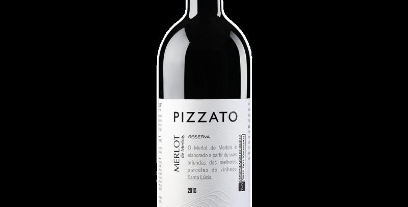Pizzato Merlot Reserva 2018